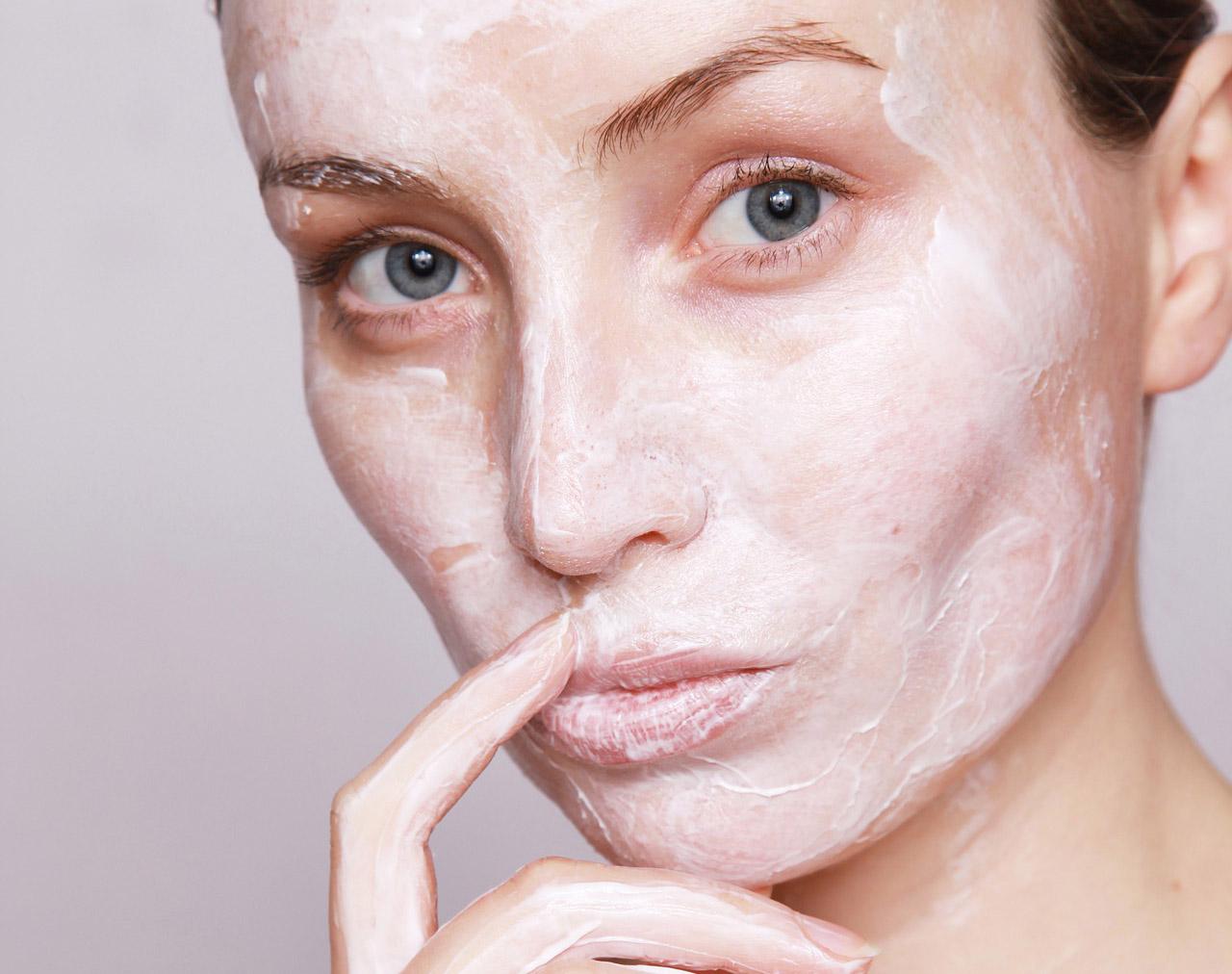 Exfoliate dead skin regularly